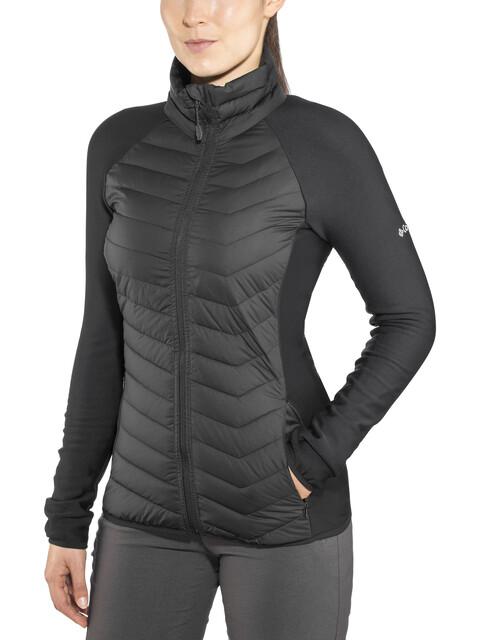 Columbia Powder Lite Fleece Jacket Women Black
